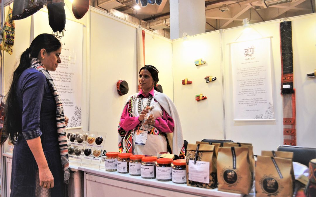 PangiHills Delhi Exhibition-cum-Sale Participation